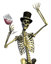 Party Skeleton